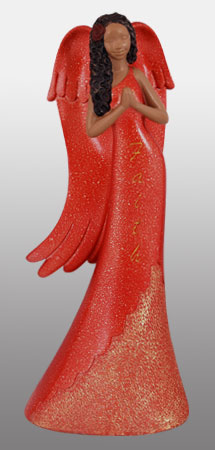 Faith Angel in red 9H