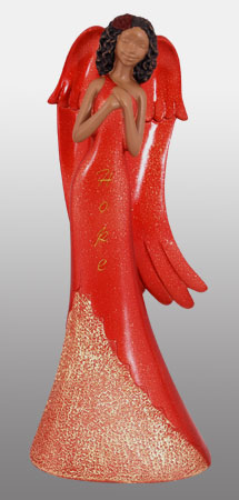Hope Angel in red 9H