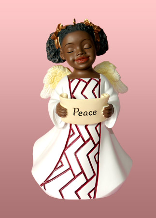 Peace Angel in white, order i    *