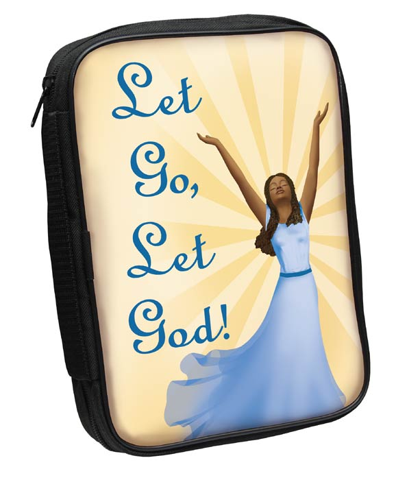 Let Go Let God 7x10
